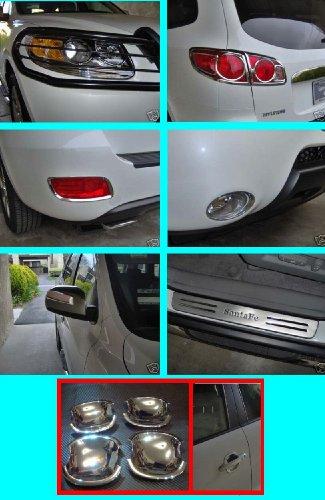 Chrome Trim Amp Accessories Hyundai Santa Fe Chrome