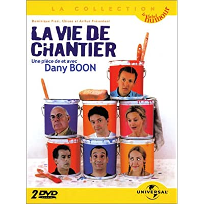Dany Boon  La vie de chantier preview 0