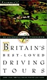Frommer's Britain's Best-Loved Driving Tours (0028629388) by Woodcock, Roy