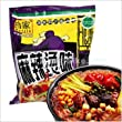 Sichuan Baijia Instant Sweat Potato Threadnoodle Hot Spicy Flavor 370 Oz Z Pack Of 4