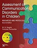 Assessment of Communication Disorders in Children: Resources and Protocols
