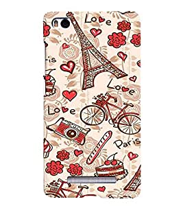 Pattern Case Back Case Cover for Xiaomi Mi 5