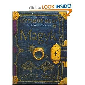 Download Magyk (Septimus Heap, Book 1) ebook