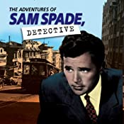 The Critical Author Caper | [The Adventures of Sam Spade]