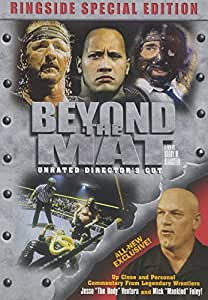 Amazon Com Beyond The Mat Unrated Director S Cut