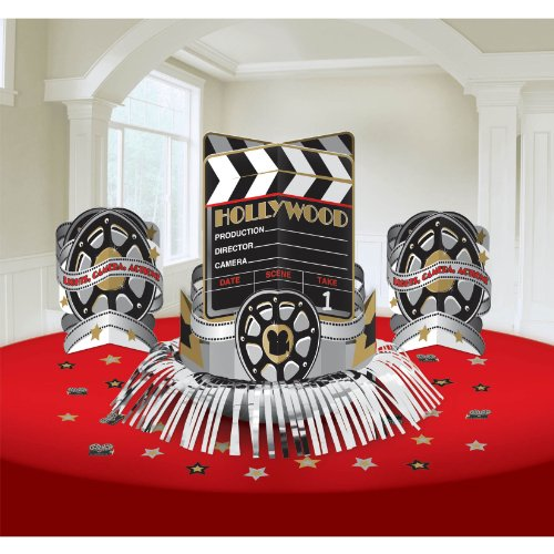 Hollywood Movie Centerpiece