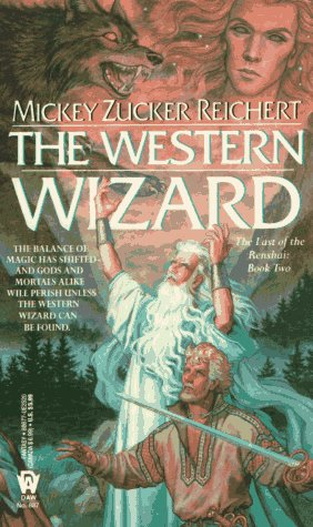 Image for The Western Wizard (Renshai Trilogy)