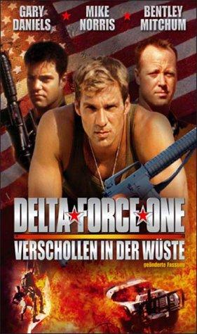 Delta Force One - Verschollen in der Wüste [VHS]
