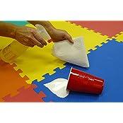 48 Sq. Ft. (set Of 12 + Borders) We Sell Mats Anti-Fatige Interlocking EVA Foam Flooring-Set Of Six