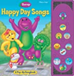 Barney Happy Day Songs Pop Up Songbook