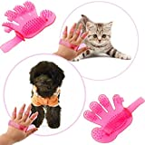 Alcoa Prime Pet Dogs And Cats To Comb Comb Massage Bath Glove Pet Bath Brush Pet Products Wash Head Scalp Massage Brush Worldwide Sale