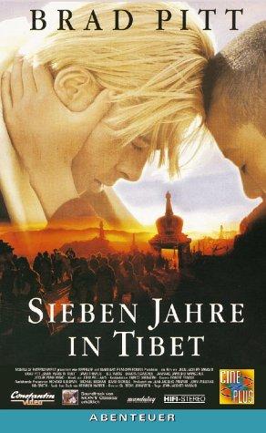 Sieben Jahre in Tibet [VHS]