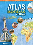 echange, troc Eric Monfort, Etienne Mouton-Barrère - ATLAS BORDAS COLLEGE + CD    (Ancienne Edition)