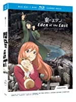 Eden Of The East Complete Series Blu-raydvd Combo from Funimation Prod