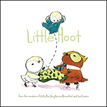 Little Hoot Audiobook by Amy Krouse Rosenthal Narrated by Abby Sher