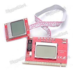 PTI8 Diagnostic Post Test Card Debug Card Desktop Laptop(PCI-E/Mini PCI/LPC)