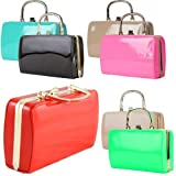 Pochette Vernis Girly HandBags Mesdames