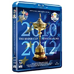 Ryder Cup Official Ultimate Collection 2010 - 2012 [Blu-ray]