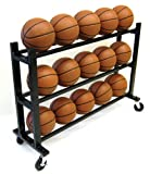 ProCageTM 15-Ball HD Ball Cart 3-Tier
