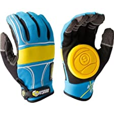 Sector 9 BHNC Slide Gloves L/XL-Blue