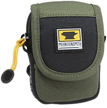 Mountainsmith Cyber II Recycled-Fabric Camera Bag (Pinon Green, Large)