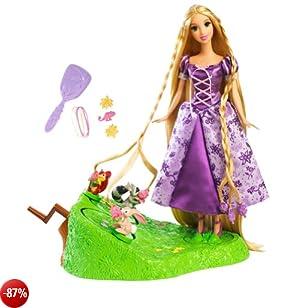 Disney, Rapunzel, Intrecciacapelli