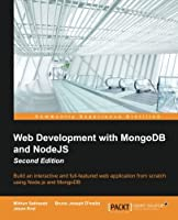 Web Development with MongoDB and NodeJS, 2nd Edition Front Cover