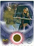 Buffy The Vampire Slayer Women Of Sunnydale Trading Cards Costume Card PW1 Buffy
