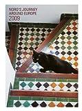 ヨーロッパを旅してしまった猫と12ヶ月2009手帳 CD-055-NH