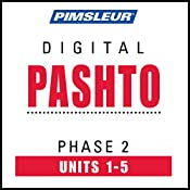 Pashto Phase 2, Unit 01-05: Learn to Speak and Understand Pashto with Pimsleur Language Programs |  Pimsleur