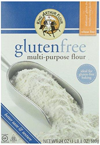 King Arthur Flour Multipurpose Flour, Gluten Free, 24-ounces (Wheat Free Market Baking Mix compare prices)
