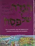 img - for The Artscroll Youth Haggadah (ArtScroll mesorah series) book / textbook / text book