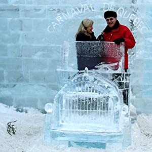 Winter Carnival Quebec City Canada: Audio Journeys Find out what Canadians do in Winter Snow | [Patricia L Lawrence]