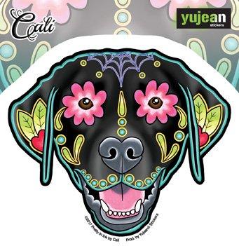 Sugar Skull Labrador