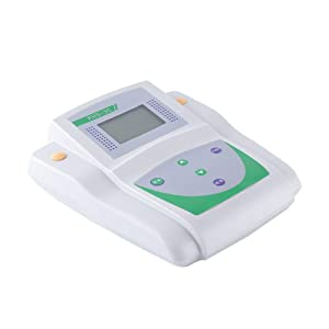 TFCFL Lab Instrument Bench Top Digital pH Meter Tester with LCD Display 0.00-14.00pH 0-1800mV 0.01pH 1mv, 0.1°C
