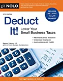 img - for Deduct It!: Lower Your Small Business Taxes book / textbook / text book