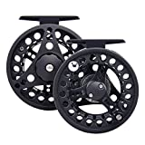 FishingSir Aluminum Large Arbor 2+1BB Fly Fishing Reel 5/6 7/8 9/11 Weight Color Selectable