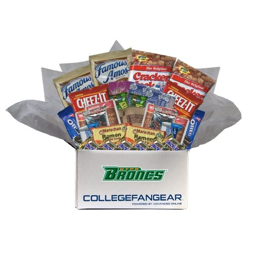 Broncs College Care Package Snackdown Deluxe 'Utpa Broncs'