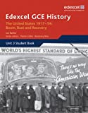 Edexcel Gce History - A2: The United States, 1917-54: Boom Bust and Recovery: Unit 3 Option C2 (1846905087) by Rees, Martin
