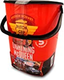 Disney Cars Pistoncup Filled Storage Bucket Stationery Set