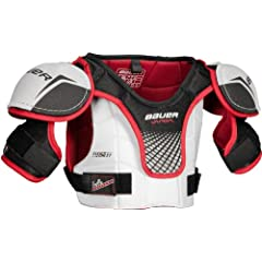 Bauer Vapor Lil Rookie Shoulder Pads [YOUTH] by Bauer