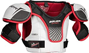 Buy Bauer Vapor Lil Rookie Shoulder Pads [YOUTH] by Bauer