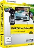 MAGIX Video deluxe MX - komplett vierfarbig: auch für Version Plus und Premium (Sonstige Bücher M+T)