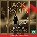 Jack of Spies Audiobook by David Downing Narrated by Clive Mantle