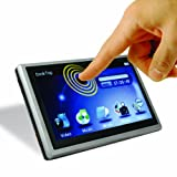 Ematic EM714VID 4.3-Inch HD Touch Screen 4 GB MP3 Video Player with FM Radio HDMI Out Voice Recorder