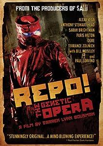 Repo! The Genetic Opera [DVD] (2009)