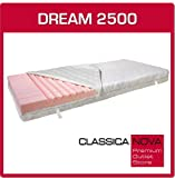 Premium-Kaltschaum-Matratze DREAM 2500 – 90×200 cm H3