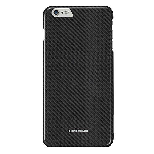 【日本正規代理店品】TUNEWEAR CarbonLook for iPhone 6 (4.7インチ) ブラック TUN-PH-000316
