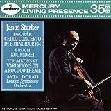 Dvorak: Concerto for cello in Bm; Tchaikovsky: Variations on a Rococo Theme