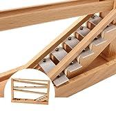 BECK ベック社 シロフォン付 玉の塔 マーブルローラーコースター 20009 木のおもちゃ 積み木ピタゴラスイッチみたいなおもちゃ 並行輸入品